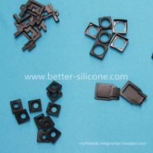 Electronic Precision LSR Silicone Rubber Part