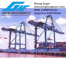 Quai Crane Container Spreader Offshore Crane