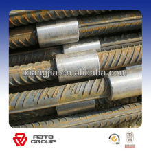 dia 20mm carbon steel rebar coupler /rebar connector for construction