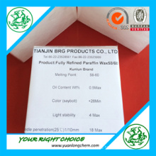 Factory Wholesale Paraffin Candle Wax