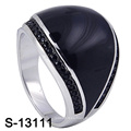 Costomized Jewelry 925 Sterling Silver Ring para hombre