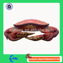 Grande inflável caranguejo personalizado inflável animal