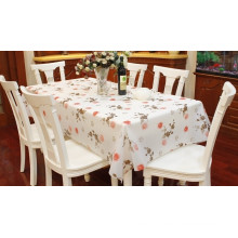 EVA\PEVA Table Cover, Flower Design
