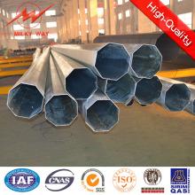 110kv South America Polygonal 25m 18kn Steel Pole Price