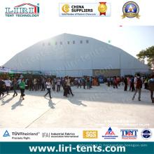 En aluminium de haute qualité en aluminium cadre Clear Span Polygonal Circus Tentes à vendre