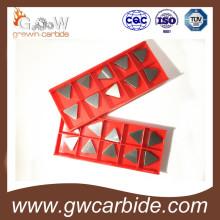 Tungsten Carbide Brazed Insert/Cutting Insert for Milling