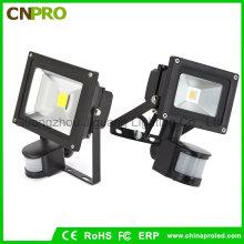 Proyector Multifunción 10W 20W 30W 50W Sensor de Movimiento LED Floodlight