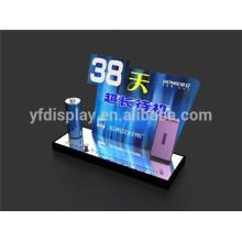 Acryl-Handy-Display, Acryl-Display