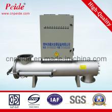 Hahn Wasser Desinfektion Wasseraufbereitung Ausrüstung UV Sterilisator (CE, SGS)