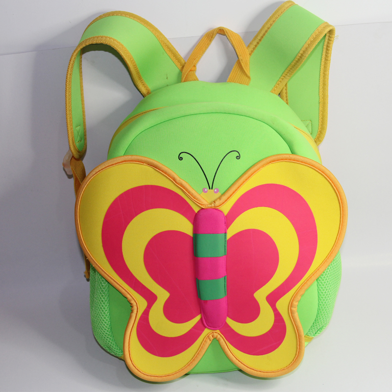 Neoprene animal backpack