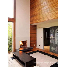 Factory Price Red Cedar Wood in The Lobby.