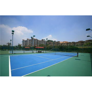 Ground court multi-purpose akrilik keras