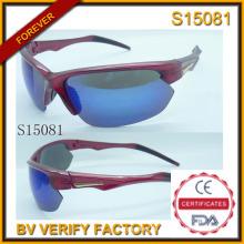 Mode 2015 die meisten Cool Sport Sonnenbrille mit kostenlose Probe (S15081)