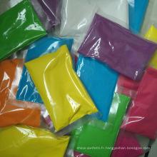Vente chaude en Europe peau inoffensif Multi-couleur Gulal Holi Glitter Poudre pour la célébration de la fête