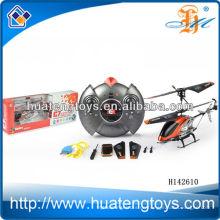 Neue Ankunft 3.5-Kanal Legierung lange Flugzeit RC Kreiselkompaß Hubschrauber rc Hubschrauber Spielwaren mit drahtloser Kamera H142610
