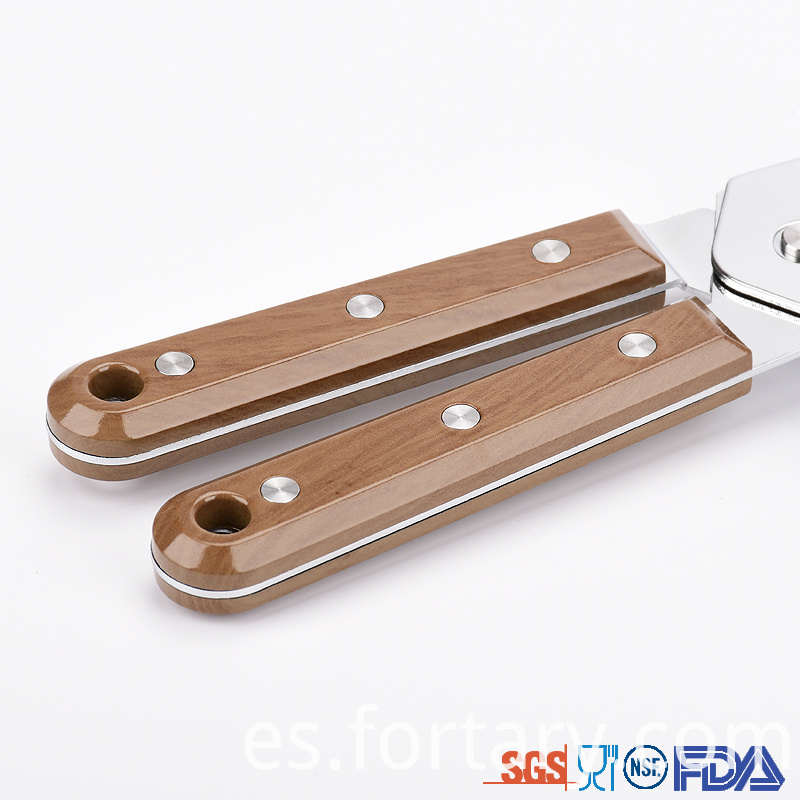 Drape Wooden Color Can Opener