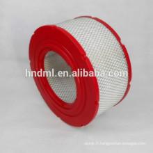 Filtre à air et pièces de compresseur 32012957 demalong Élément de filtre à air en spirale