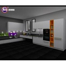Muebles de cocina de laca para (personalizado)