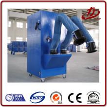 Welding fume extractor the vacuum dust collector