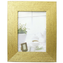 Оптовые продажи Золотые 5x7inch фото рамка