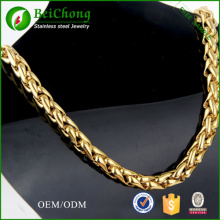 Wholesale 18k Gold Jewelry Designs Necklace