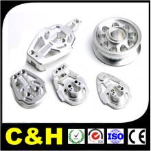 Haute précision CNC broyé / broyé / percé / fil EDM Cutted Products
