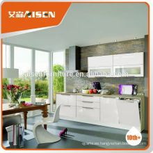 Fábrica de venta caliente directamente América Canadá proyecto experiencia fabricante modernos gabinetes de cocina