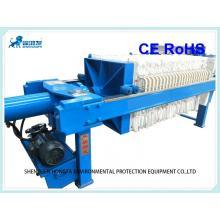 Filtre-presse à membrane hydraulique série 1500