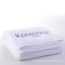Wholesale Solid Color Cotton Bath Towels Beach Towels With Logo