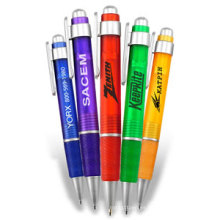 La promoción de regalos Plastic Ball Pen Jhp066