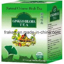 Высококачественный чай женьшеня Ginkgo Biloba / чай гинкго билоба