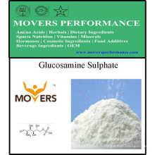 Supplément de nutrition Sulfate de glucosamine / sulfate de glucosamine Potassium