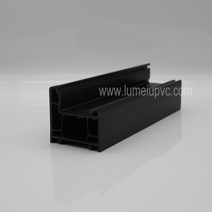 Gray Upvc Window Profiles2
