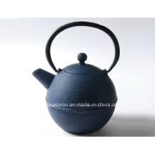 Fertigen Sie Gusseisen-Teekanne 0.7L besonders an