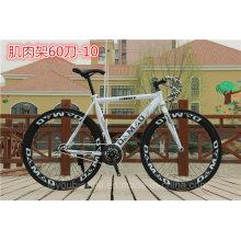 Venda quente de bicicletas / bicicletas coloridas com engrenagens fixas