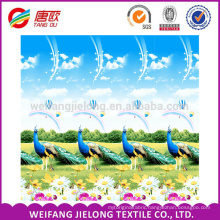 polyester fabric bedsheet design colors Bedding set in stocks wholesale