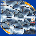 Hot Dipped Galvanized Wire con alta calidad