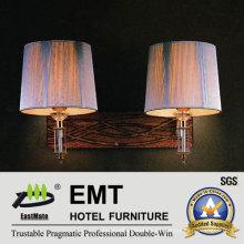 Luces de la pared del dormitorio del hotel (EMT-L14)