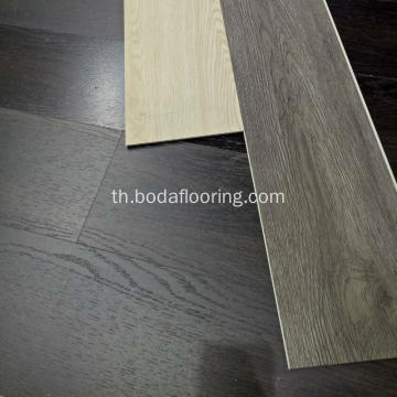 Engineered Waterproof Unilin Interlock คลิกพื้น Lvt
