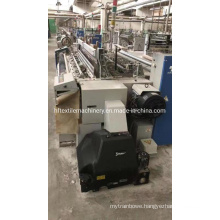 White Cloth Weaving Machinery Toyota T-710 Airjet Loom 190cm Year 2007 with Staubli 1661 Positive Cam