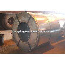 Bobina prepintada de acero GI / PPGI / PPGL color recubiertos de chapa de acero galvanizado en bobina