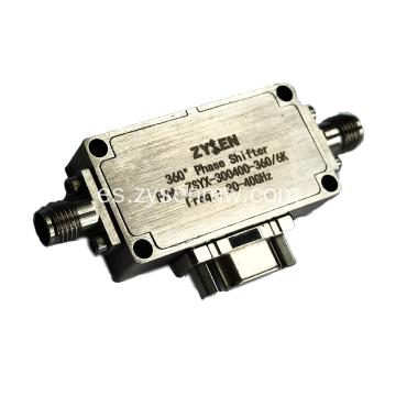 30 a 40 GHz 360 ° Phase Shifter