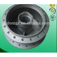 Custom sand cast Aluminum Auto Parts with ISO 9001
