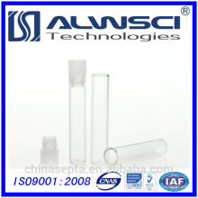 Frascos de vidro de 1 ml
