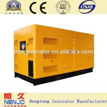 640KW Wudong Безшумный дизельный генератор