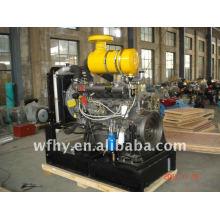 Moteur Diesel HFR6105IZLD 132KW