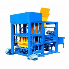 Máquina de fabricación de bloques hidráulica completamente automática QT4-25