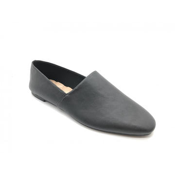 Komfortable Slip-On Square Toe Classic Flats für Damen