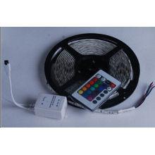 Tira de LED multicolor Epistar DC12V / 24V de alta potencia IP65 300 LED Tiras de LED para coches