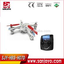 Hubsan X4 H107D 2.4Ghz 4ch rc quadcopter Video transmission mini rc UFO